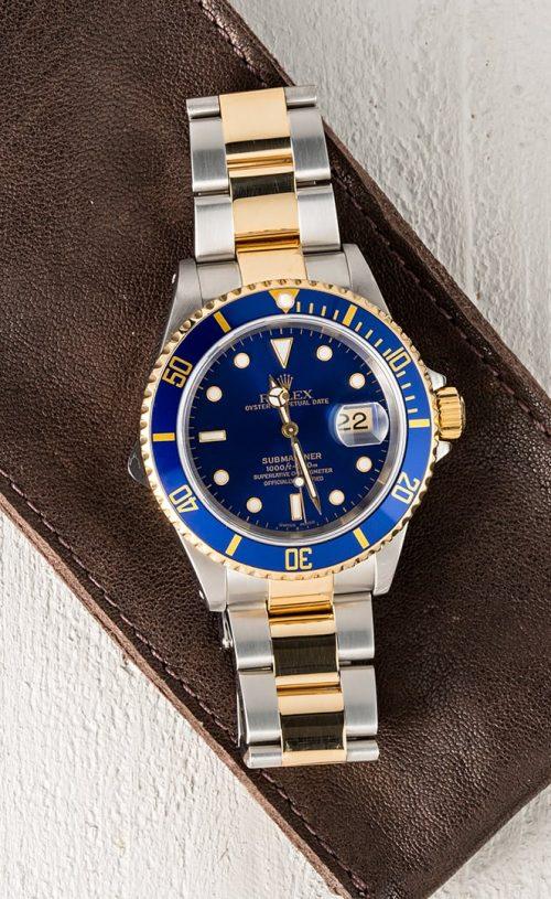 Submariner collection